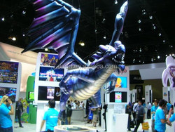 Creatable Inflatables Giant Inflatable dragon