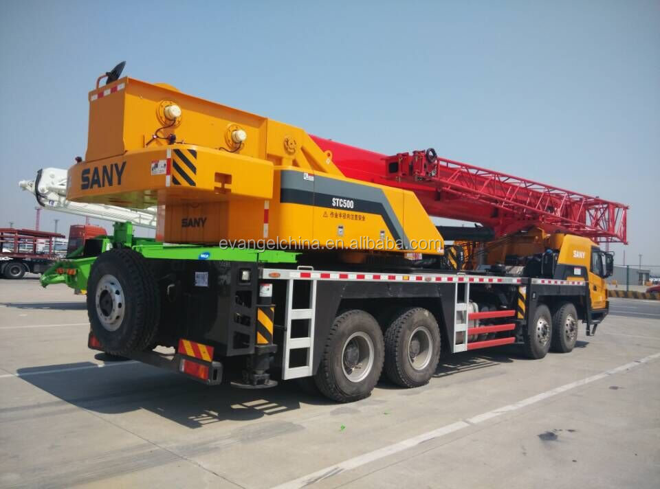 Mobile Crane Dubai : Used ton sany mobile crane stc for sale in dubai