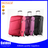 Overstock travel suitcase bag aluminum trolley bag 2016 trendy top luggage bag