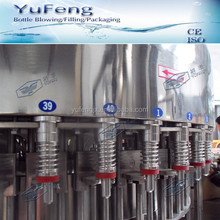 Full automatic PET bottle oil filler