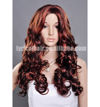 High Quality Professional Synthetic Hair Wig