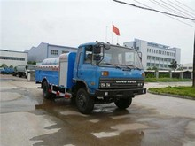 Dongfeng 5-6m3 high pressure road cleaning truck for sale