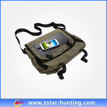 hot selling 6.5W cool solar leisure backpack bag for climbing/camping