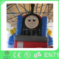Hot commericial thomas the train inflatable bounce house for Sale