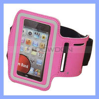 Adjustable Neoprene Sport Armband Case for Apple iPhone 5 Workout Cover