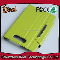 New Design For Lenovo A5000 7 Inch Tablet Leather Case Cover