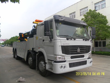 SINOTRUK HOWO TOWING RECOVERY TRUCK