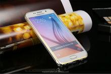 Original XUENAIER Double Color Metal Bumper For Samsung Galaxy S6 MT-3295
