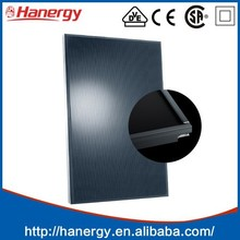 Hanergy 4 generation 105w cigs pv solar cell with frame for sale