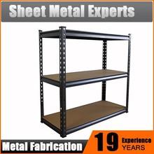 2015 di alta qualità nuovo design prezzo ragionevole in cina scaffalature metalliche per garage