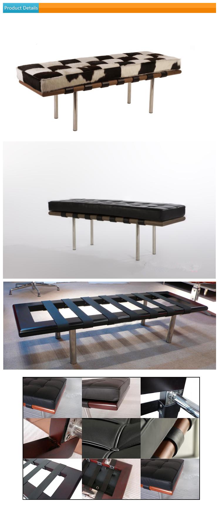 Moderne polstermöbel leder  leder barcelona Bank von moderne polstermöbel-Wohnzimmer Sofa ...