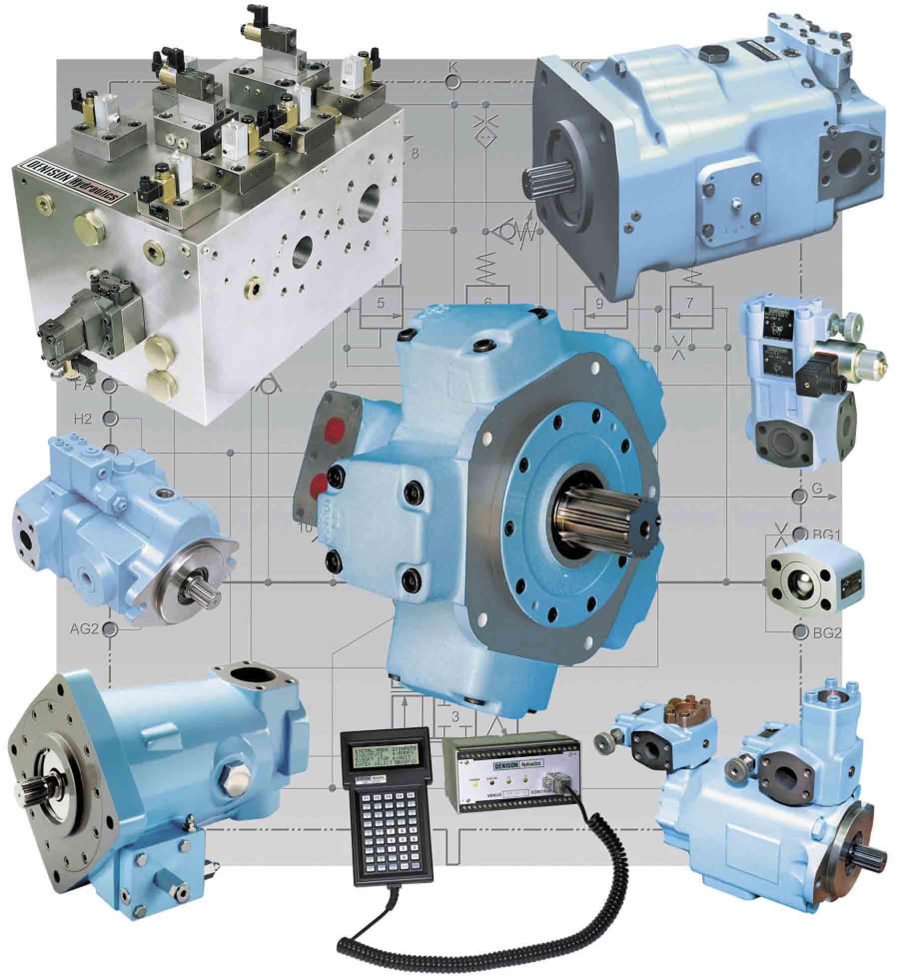 Hydraulic Pumps Motors Buy Hydraulic Pumps Product On