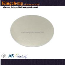 China professional china manufacturer aluminum material round aluminum fence panels