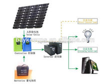 Baykee solar inverter off grid 3KW solar system for home lighting , inverter for solar system