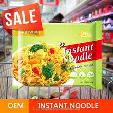 vegetable flavour Air Dried Instant Noodles / Quick Cooking Noodles