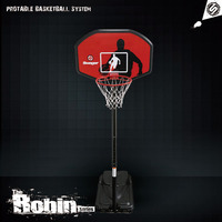 44'' Home use basketball stand