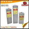 Medical Equipment traffic light Emergency Power safe gel battery 200ah