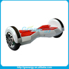 Two wheel electric scooters smart balance hoverboard from real manufacture