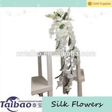 Nuevo diseño colgar en la pared plantas de orquídeas decoración