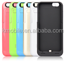 Hot Sale 3000Mah Battery Case for iPhone6 Battery Cases