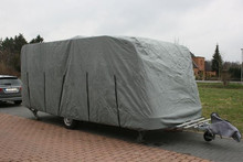 Non-woven travel trailer covers,trailer tent storage cover at factory price