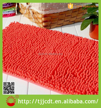 microfiber chenille soft cheap used carpet