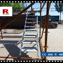 Q195 Catwalk Pre-Galvanized Metal Plank for Stage Platform with Stairs/Monkey Ladder