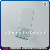 TSD-A315 best quality phone store acrylic mobile phone holder/mobile phone display units/clear acrylic cell phone display