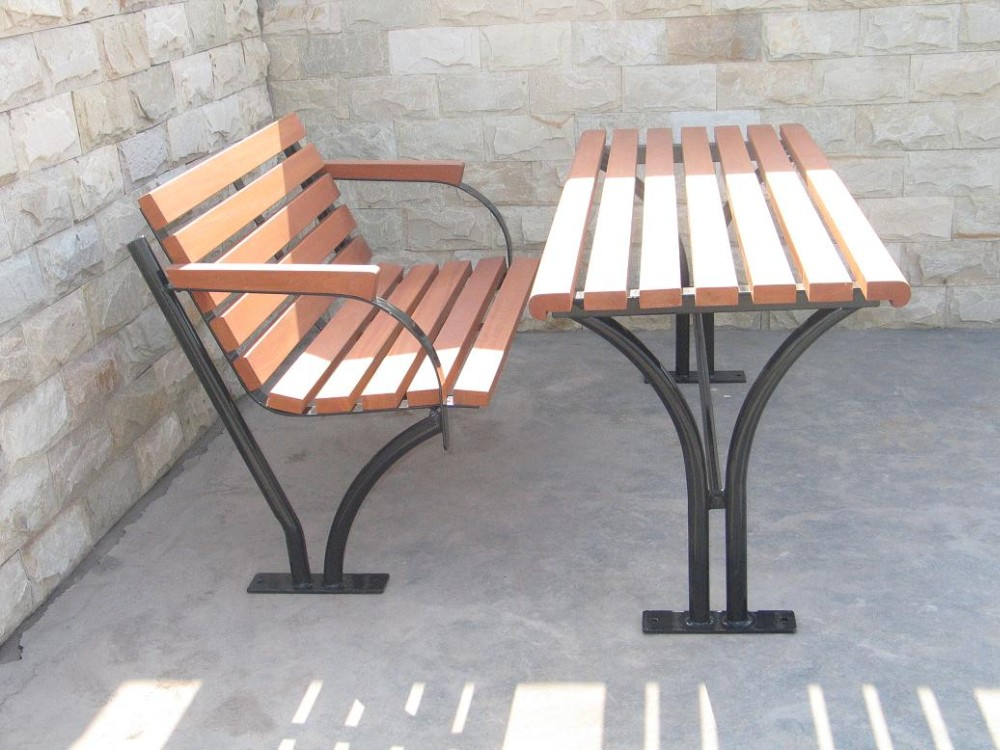 Iso certified rust proof park square antique picnic tables bench jpg dsc03571 c 003 camphor solid wood watchthetrailerfo