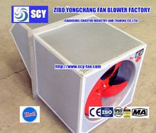 induced draft fan for chemical industry