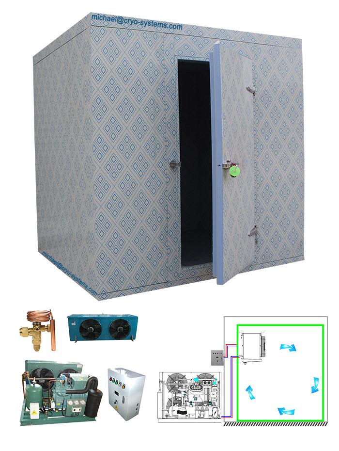 walkin refroidisseur grande chambre froide pour la bi re froide maison chambre froide id de. Black Bedroom Furniture Sets. Home Design Ideas
