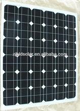 100 wp mono solar panel&100 watt monocrystalline solar modules 36cells