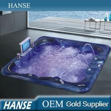 HS-SAP016A galvanic home spa/body spa/air bubble spa