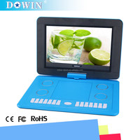 Made in China cheap Portable DVD/VCD/EVD/CD Player with Analog Tv function price manufacture wholesale OEM nice quality warranty