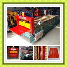 Roofing Sheet Tile Corrugating Iron Sheet Roll Forming Making Machine,Cold Galvanizing Line