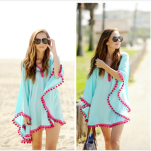 custom style beach wear wholesale swimsuit cover ups
