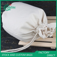 Yiwu Canvas Drawstring Storage Bag