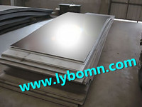 99.95% pure cheap tungsten flat sheet/plate in China supplier