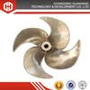 Bronze boat propeller 3 blades,CCS, ABS, BV, DNV Marine Ship Propeller/ Boat Propeller
