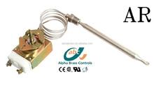 Gas kitchen food equipment chicken beef fish salamander safety cooker baking system thermostat heating control valve