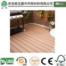 333 plastic wood composite flooring for garden