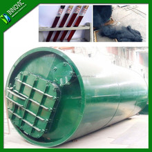 2015 new business projects used tire recycling machine in China