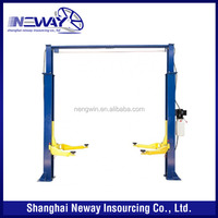 used 4 ton 2 post car lift for sale