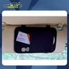 Multipal Pockets Auto Car Sun Visor Organizer Pouch Bag Card Storage Cover