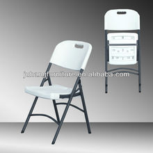 Plastic folding chair in low price
