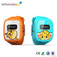 Kids gps watch phone/ kids cell phone watch/ wrist watch gps tracking device for kids