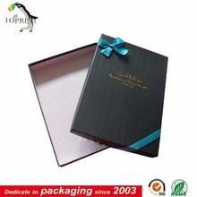 Customize Design necktie gift box package