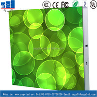 Waterproof high brightness high reflesh rate 7 segments led display