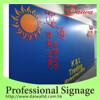 Office Acrylic Laser die cut logo Signage