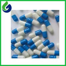 FDA Certificated size 00 Blue White Empty hard Gelatin Capsule